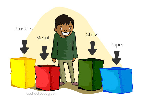 How do we sort waste?