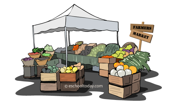 Farmers market can help prevent food losses and waste