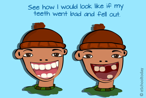 Taking Care Of Your Teeth Tooth Care Tips For Kids
